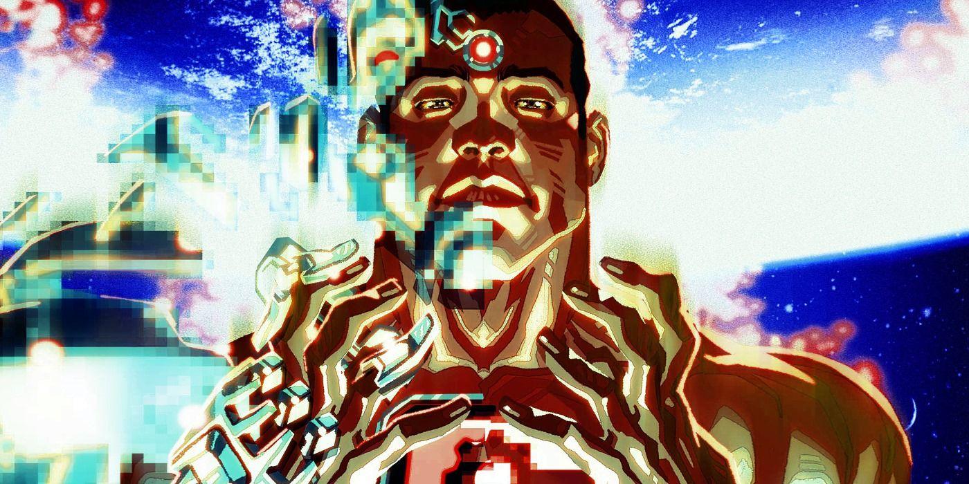 Cyborg Gets His Human Body Back In Dc Comics Screenrant