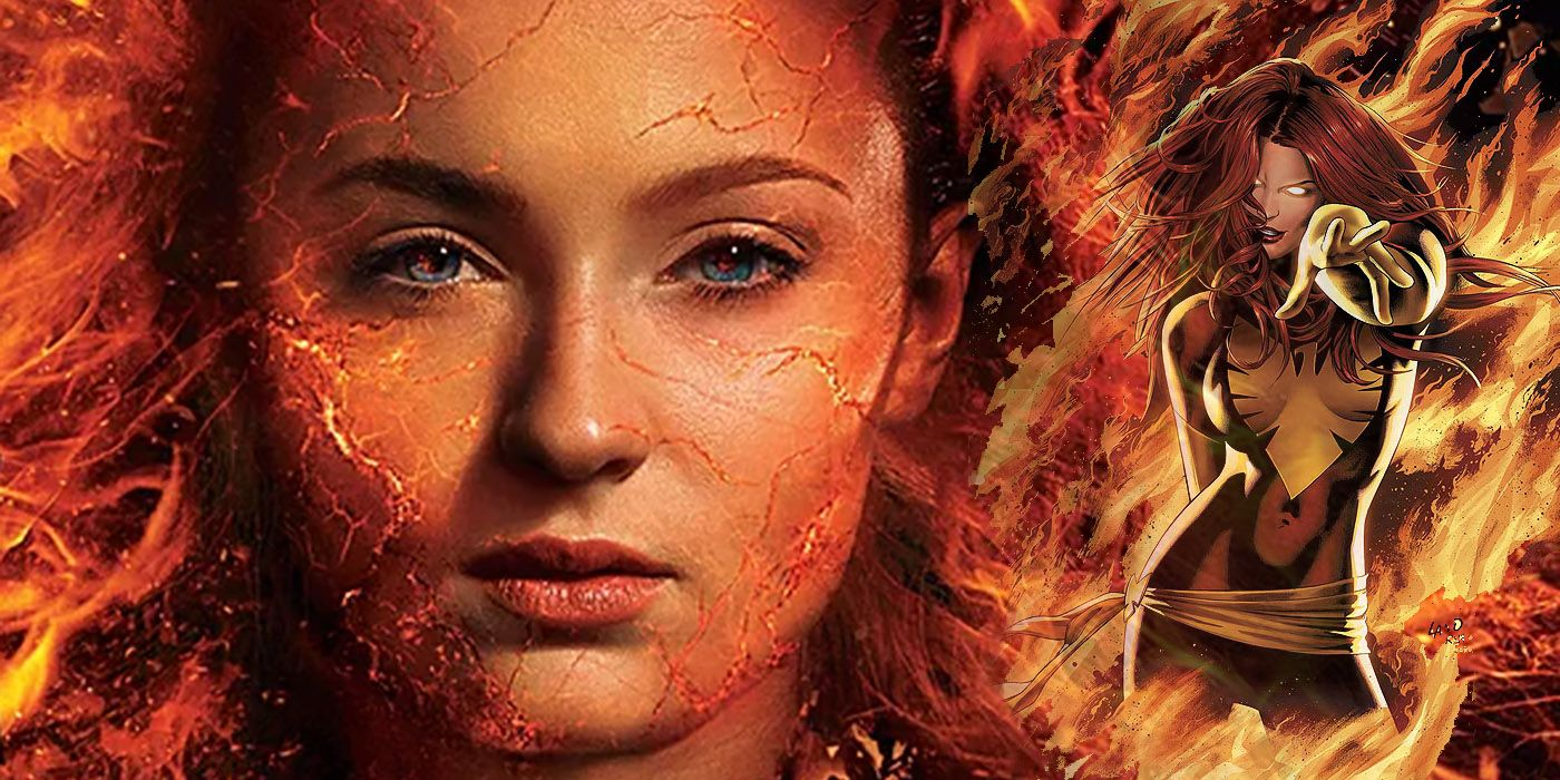 A Lot of Mental Health Research Went Into Jean Grey's Dark Phoenix Role