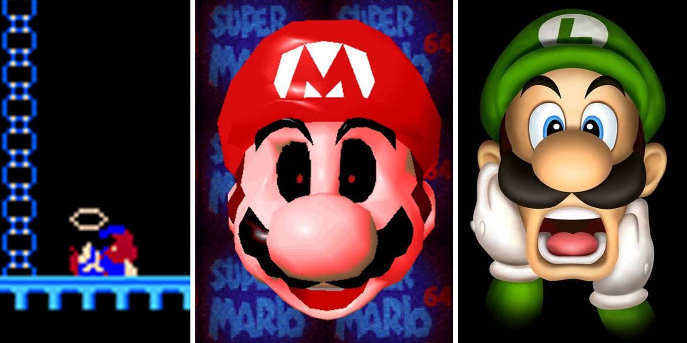 Darkest Super Mario Theories Fans Will Hate Screenrant