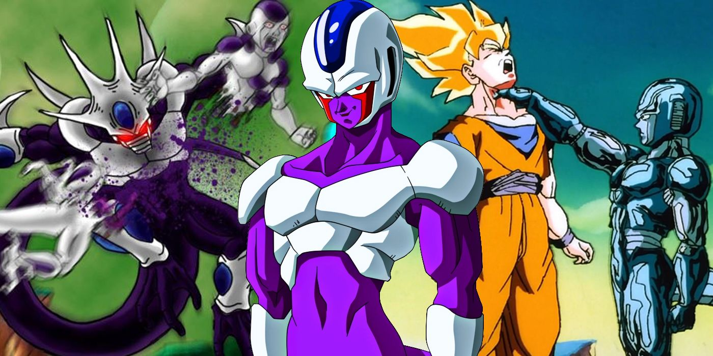 Dragon Ball Z Things You Didn T Know About Cooler Screenrant
