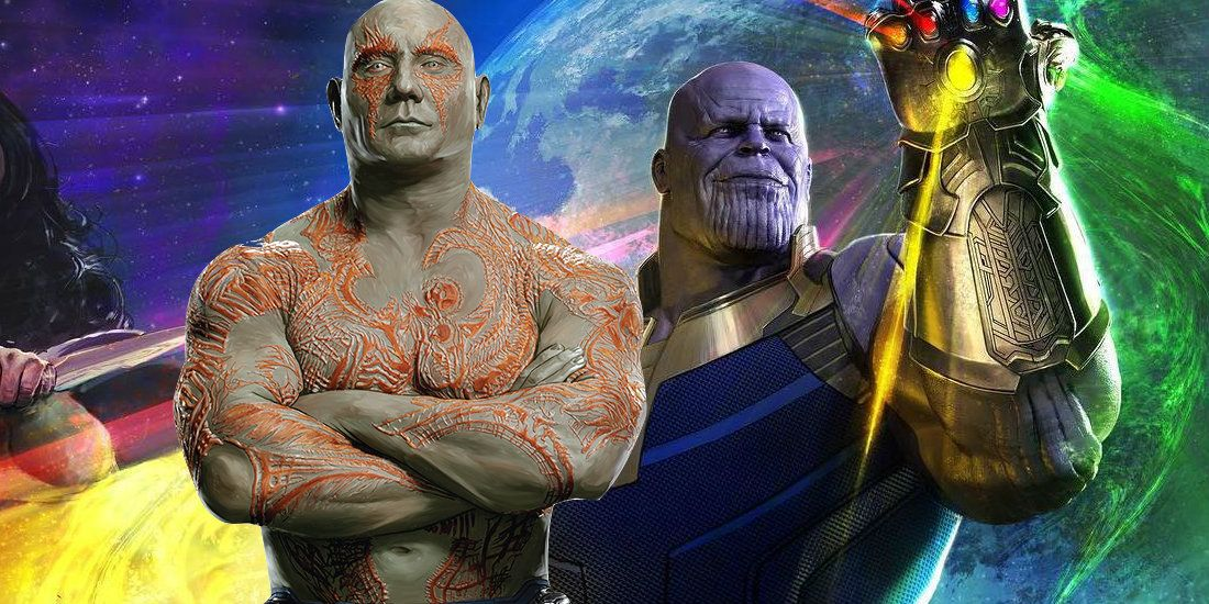 Drax The Destroyer Vs Venom: Avengers 3: Drax Should Be More Than Just Comic Relief