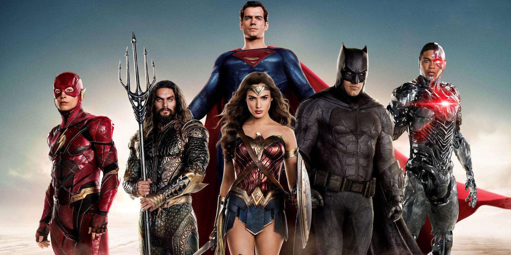 Justice League Concept Art Reveals Zack Snyder's Apokolips Pilot