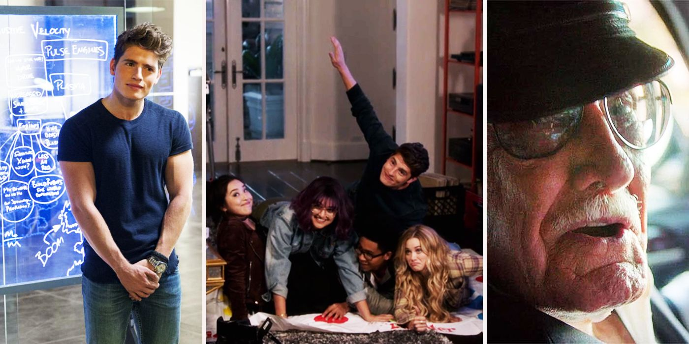 Things You Completely Missed In Marvel S Runaways Screenrant