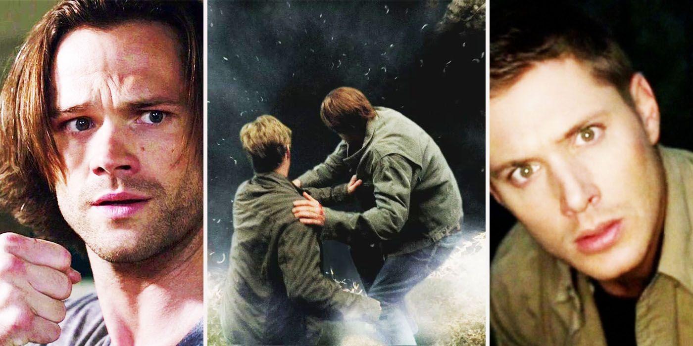 Unforgivable Supernatural Plot Holes   ScreenRant