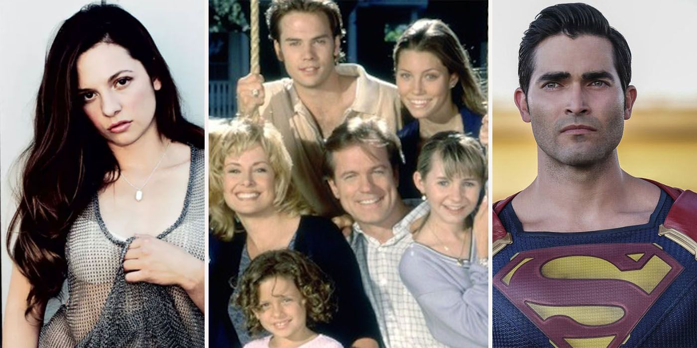 The Cast Of 7th Heaven | ScreenRant