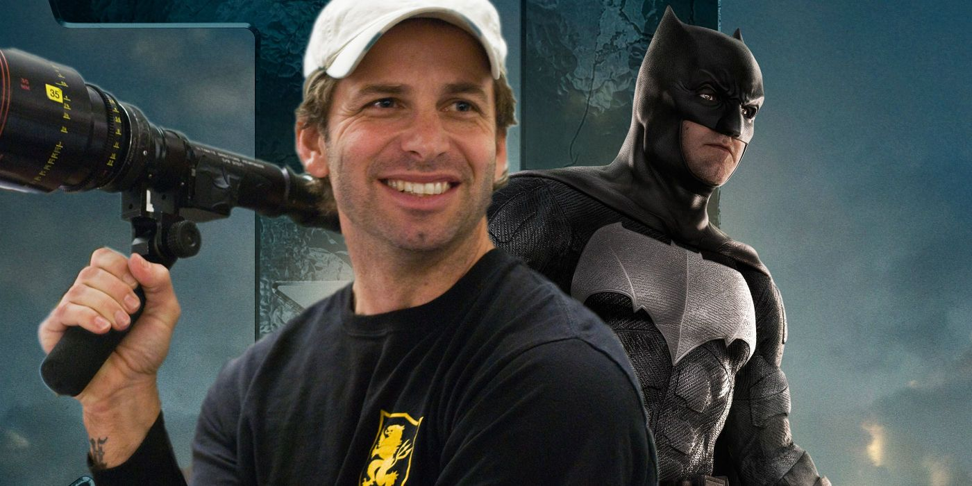 Image result for Zack Snyder Says Ben Affleck's The Perfect Batman