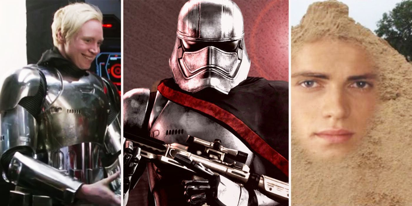 Things You Didnt Know About Captain Phasma Screenrant