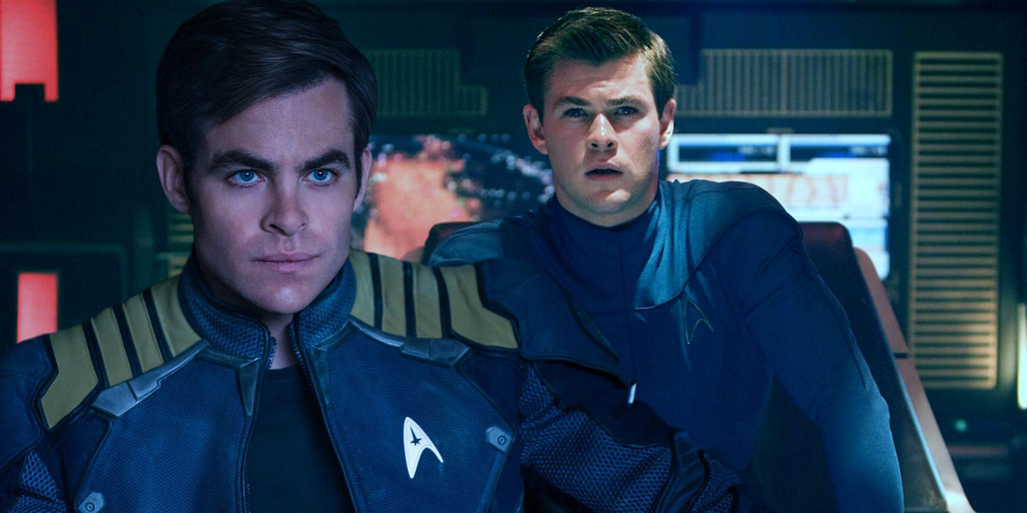 Star Trek 4 Chris Pine