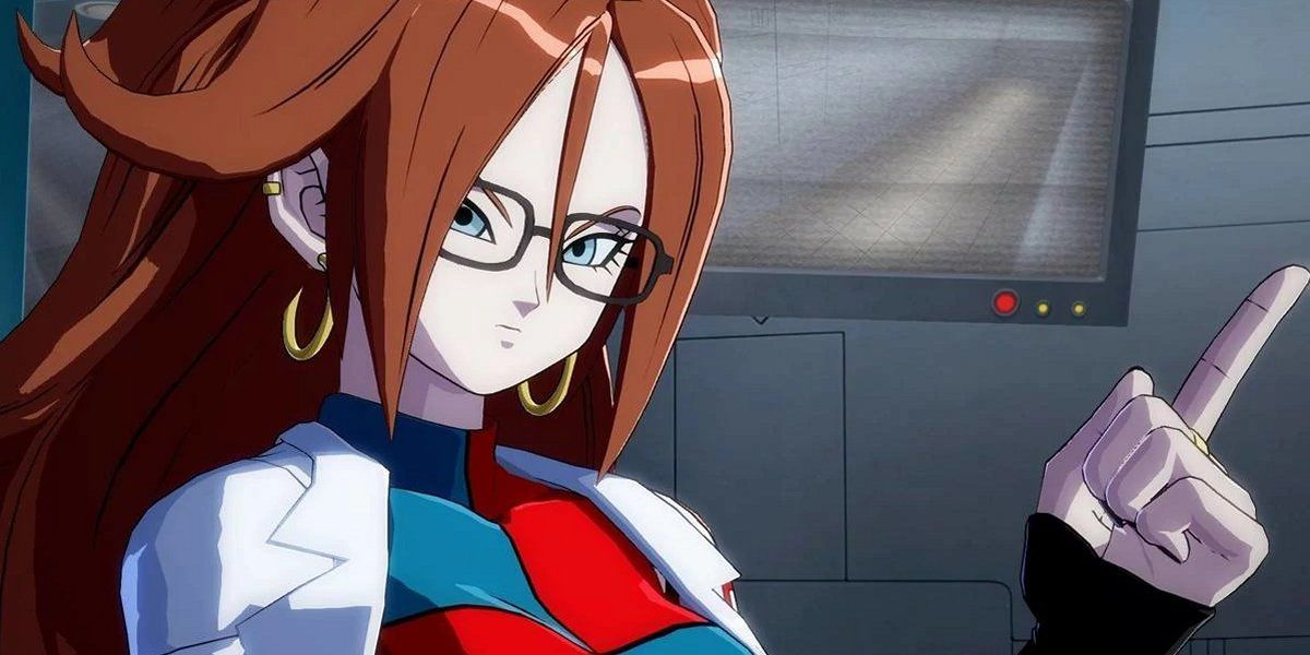 Dragon ball fighterz trailer highlights android 21 screenrant - Dragon ball z 21 ...