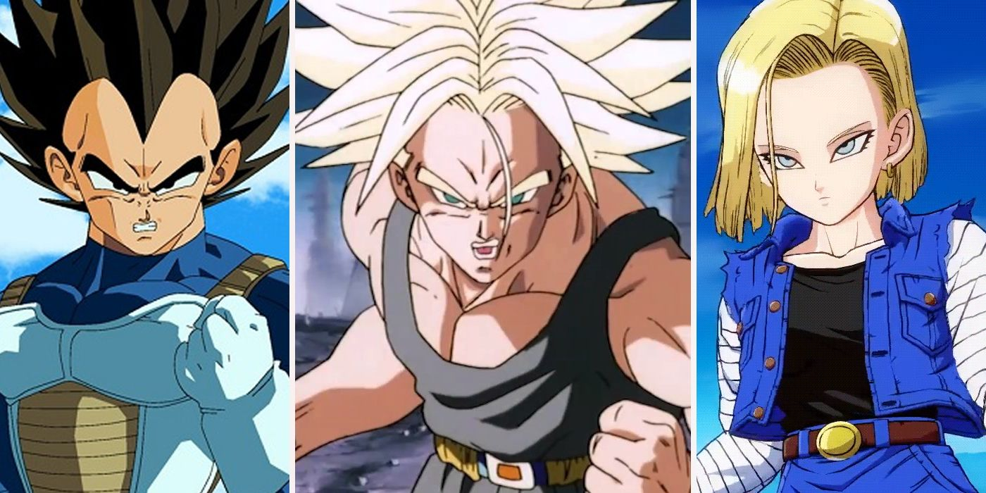 Dragon Ball: Every Z Fighter Ranked Weakest To Strongest