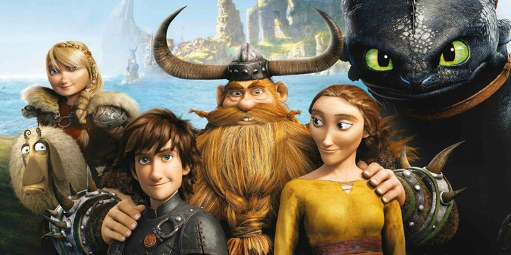 The 10 Best DreamWorks Animated Movies Of All Time