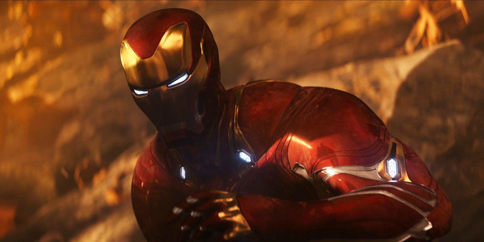 Iron Man Wears Bleeding Edge Armor In Infinity War | Screen Rant