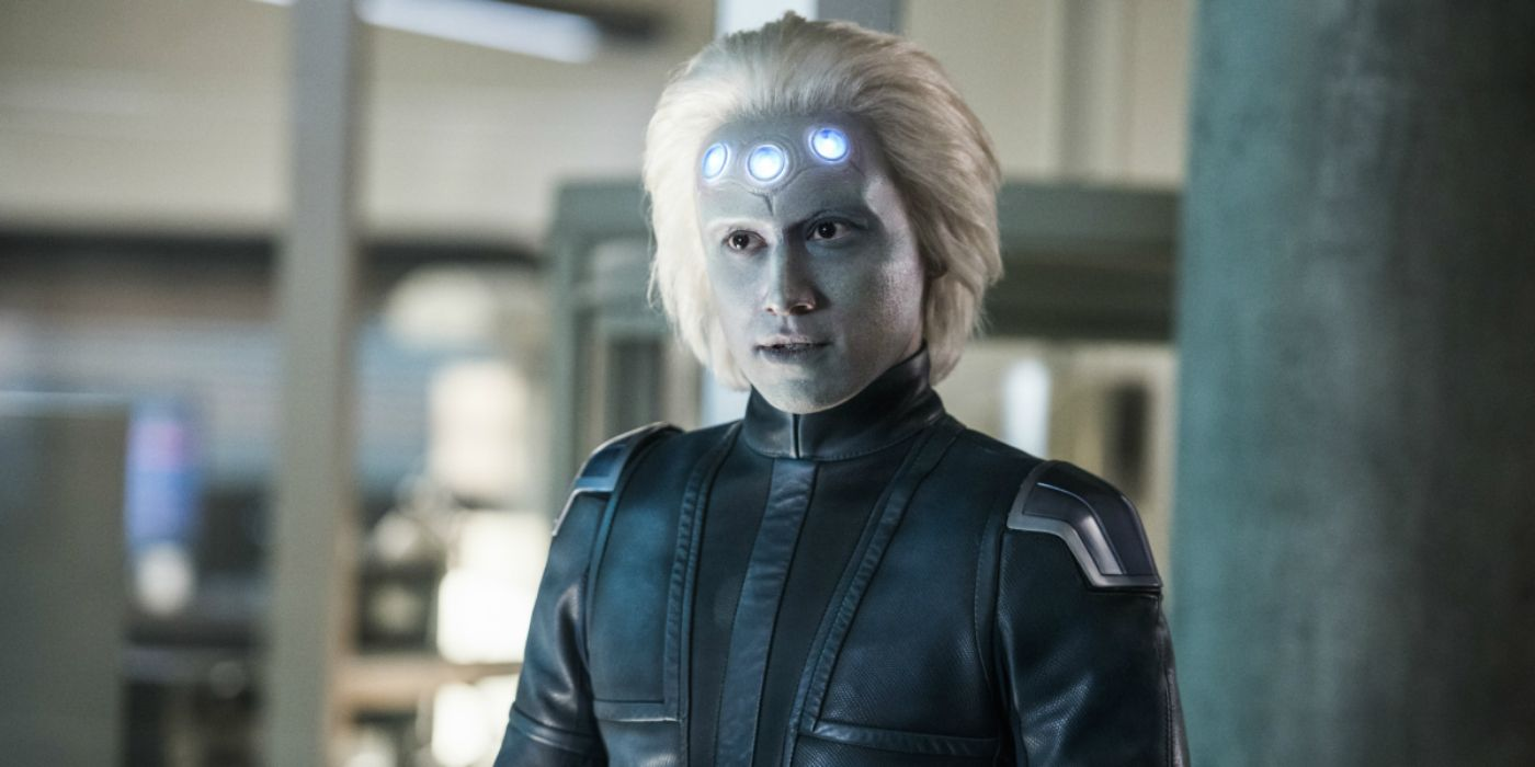 Supergirl Season 4 Promotes Jesse Rath To Series Regular