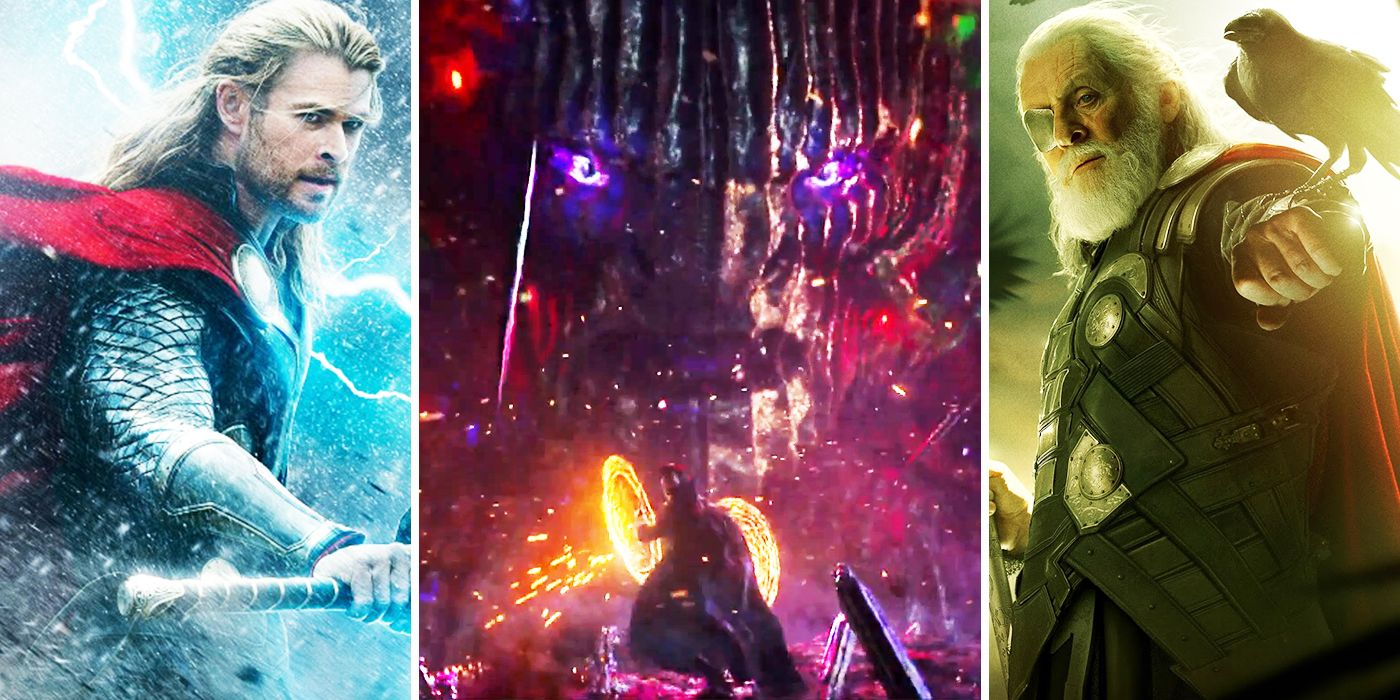 Every God In The MCU Ranked | ScreenRant