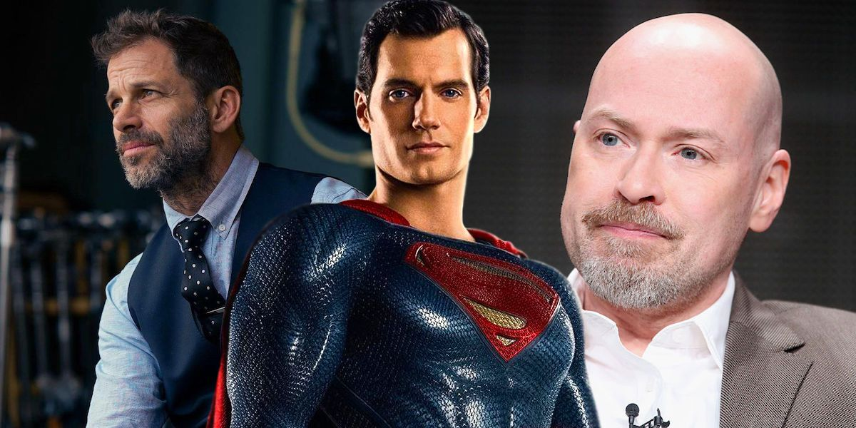 MoS 2: DeKnight Wants Zack Snyder To Direct   ScreenRant