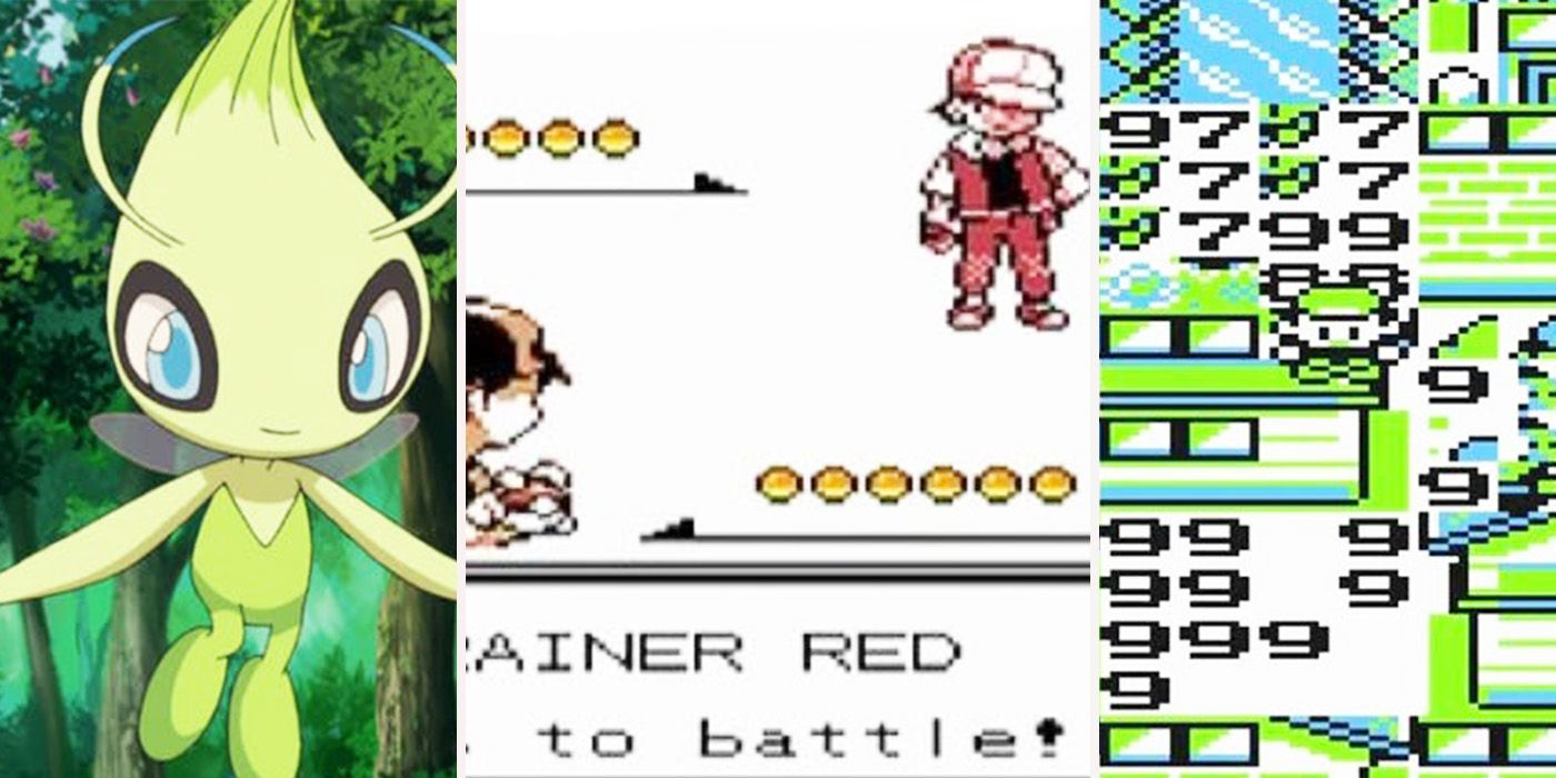 Things You Didn&#39;t Know You Could Do In <b>Pokémon Silver</b> And Gold