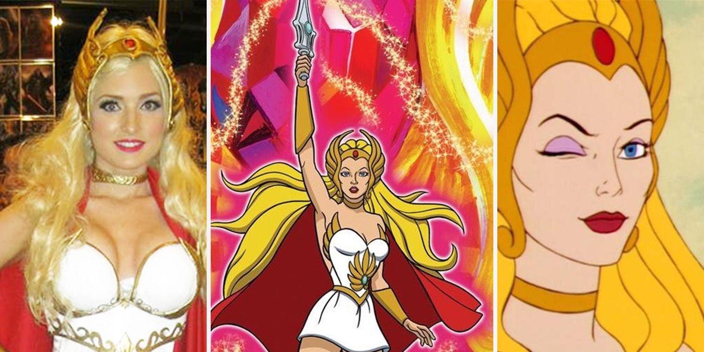 New She-Ra Graphic Novel Announced   CBR