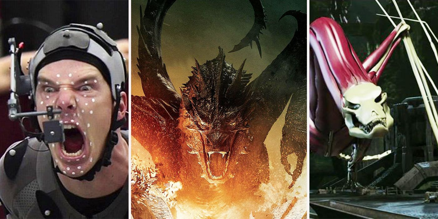 Things You Didn't Know About Smaug   ScreenRant