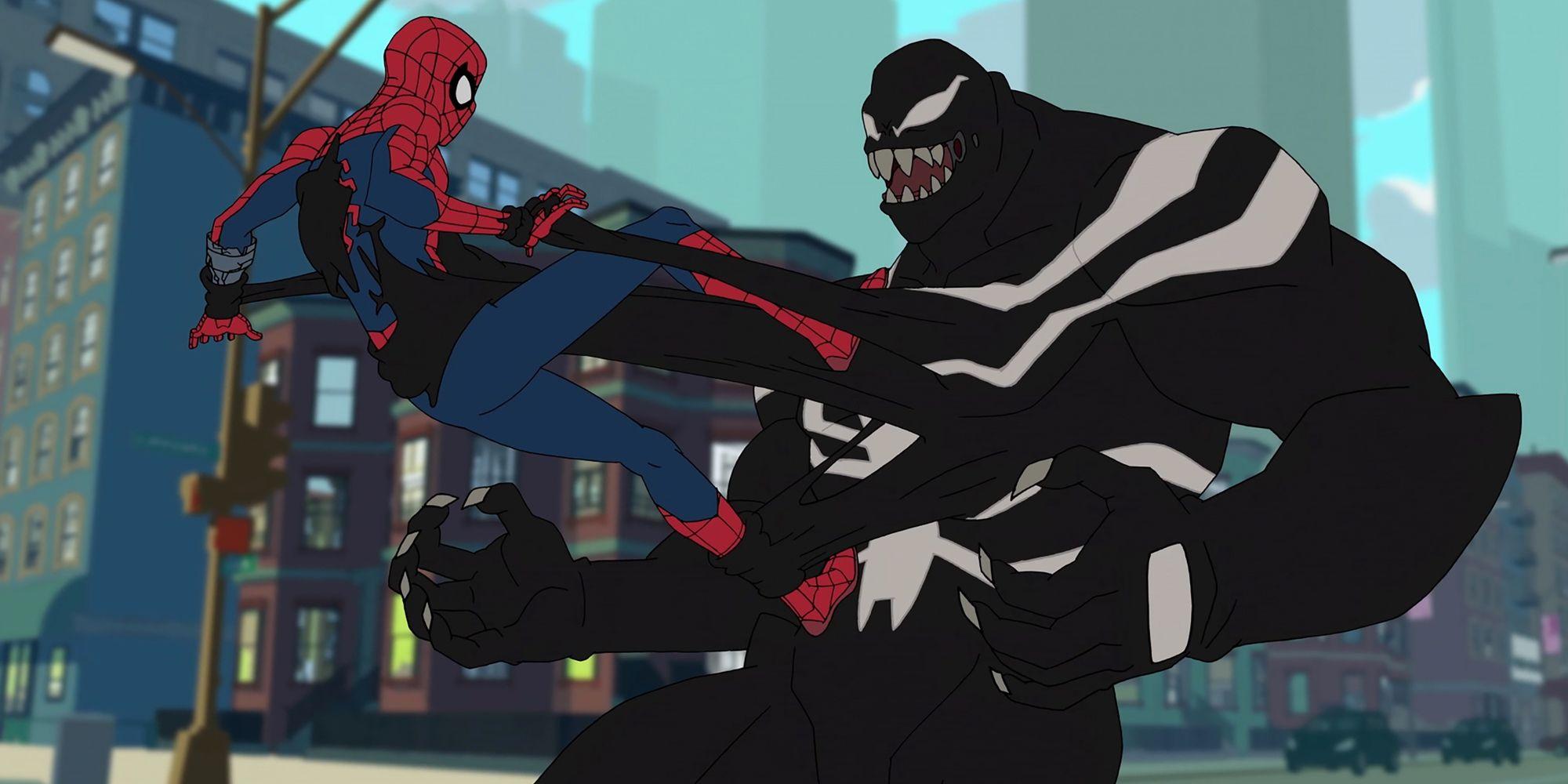 Black Cat Spider Man Movie