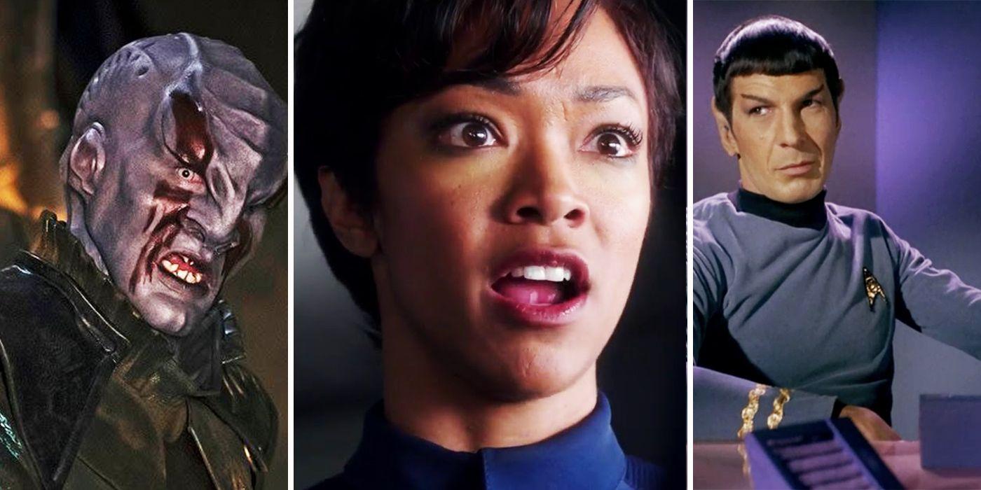 Times Star Trek: Discovery Has Brazenly Broken Canon   ScreenRant