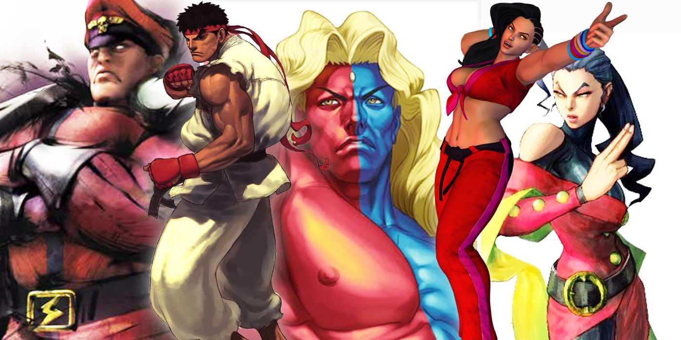 Street Fighter Most Powerful And Worthless Characters