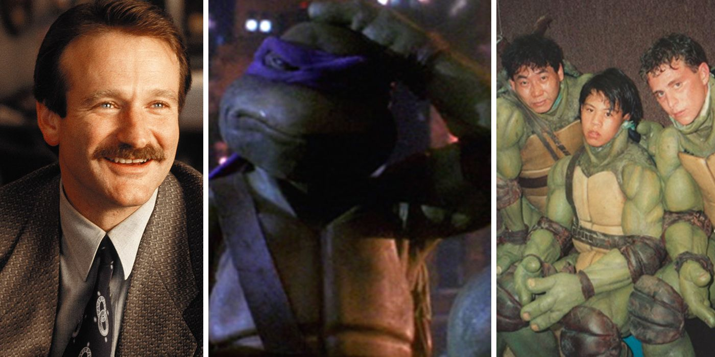 Things You Didn T Know About The Teenage Mutant Ninja Turtles Movie