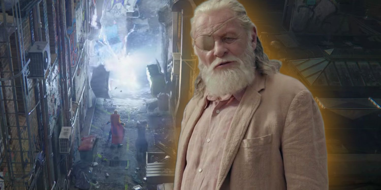Thor: Ragnarok Deleted Scenes Hide Odin's Original Death