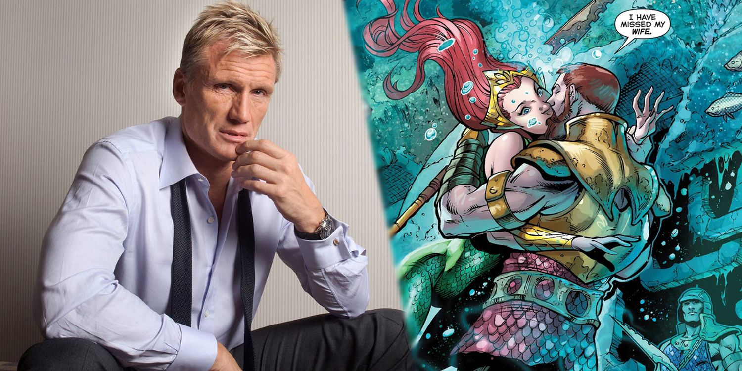Aquaman Movie Changes Dolph Lundgren Character | Screen Rant