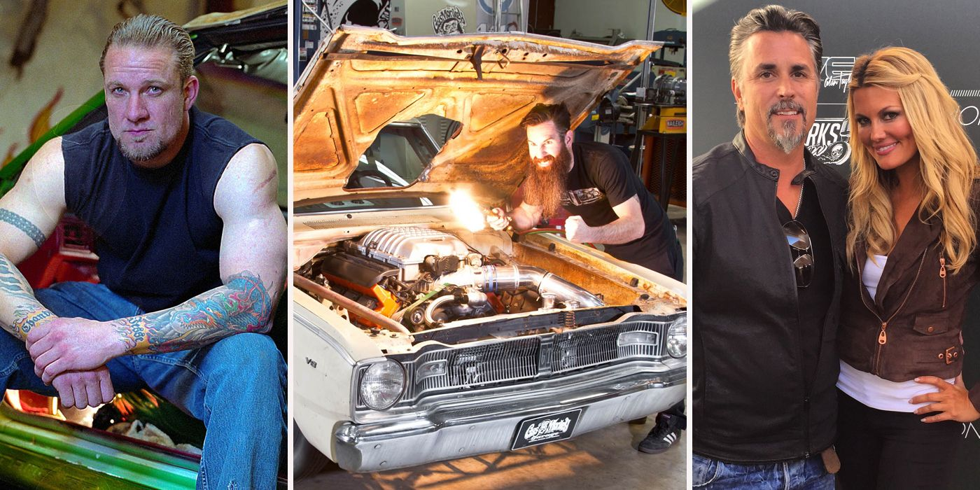 15 Secrets You Didn't Know About Fast N' Loud | ScreenRant