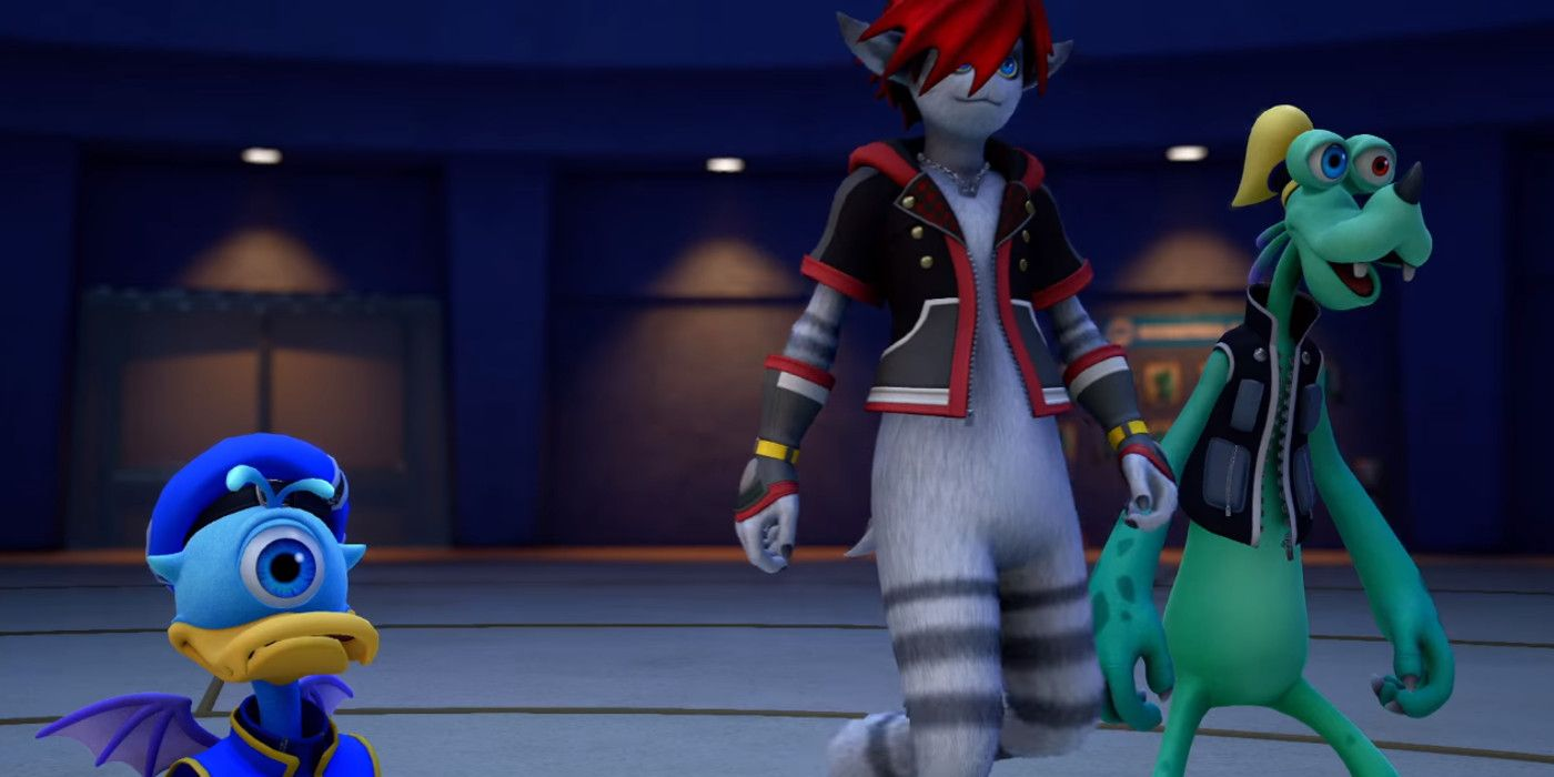 Kingdom Hearts 3 Trailer Highlights Monsters Inc World