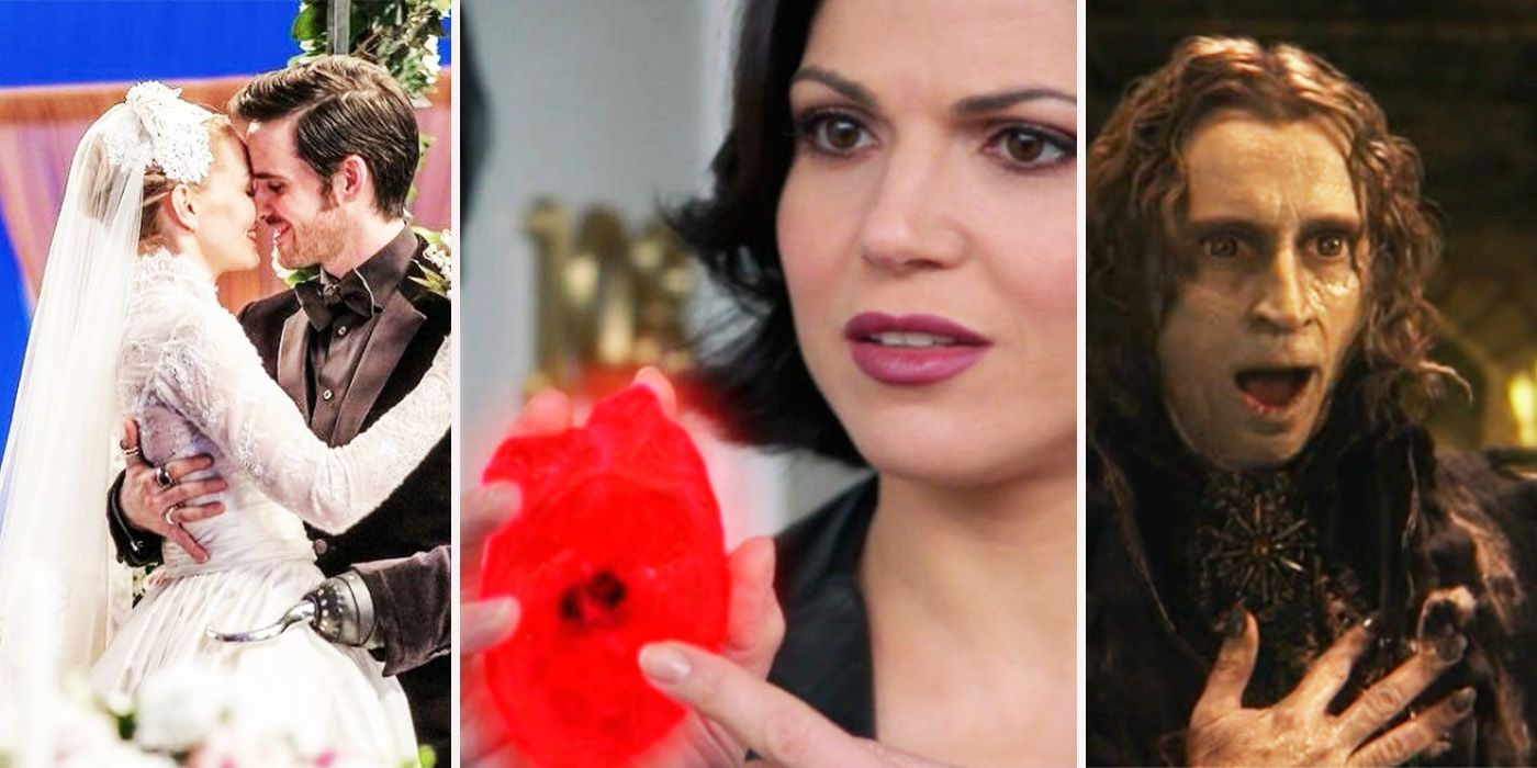 Things About Once Upon A Time That Make No Sense | ScreenRant
