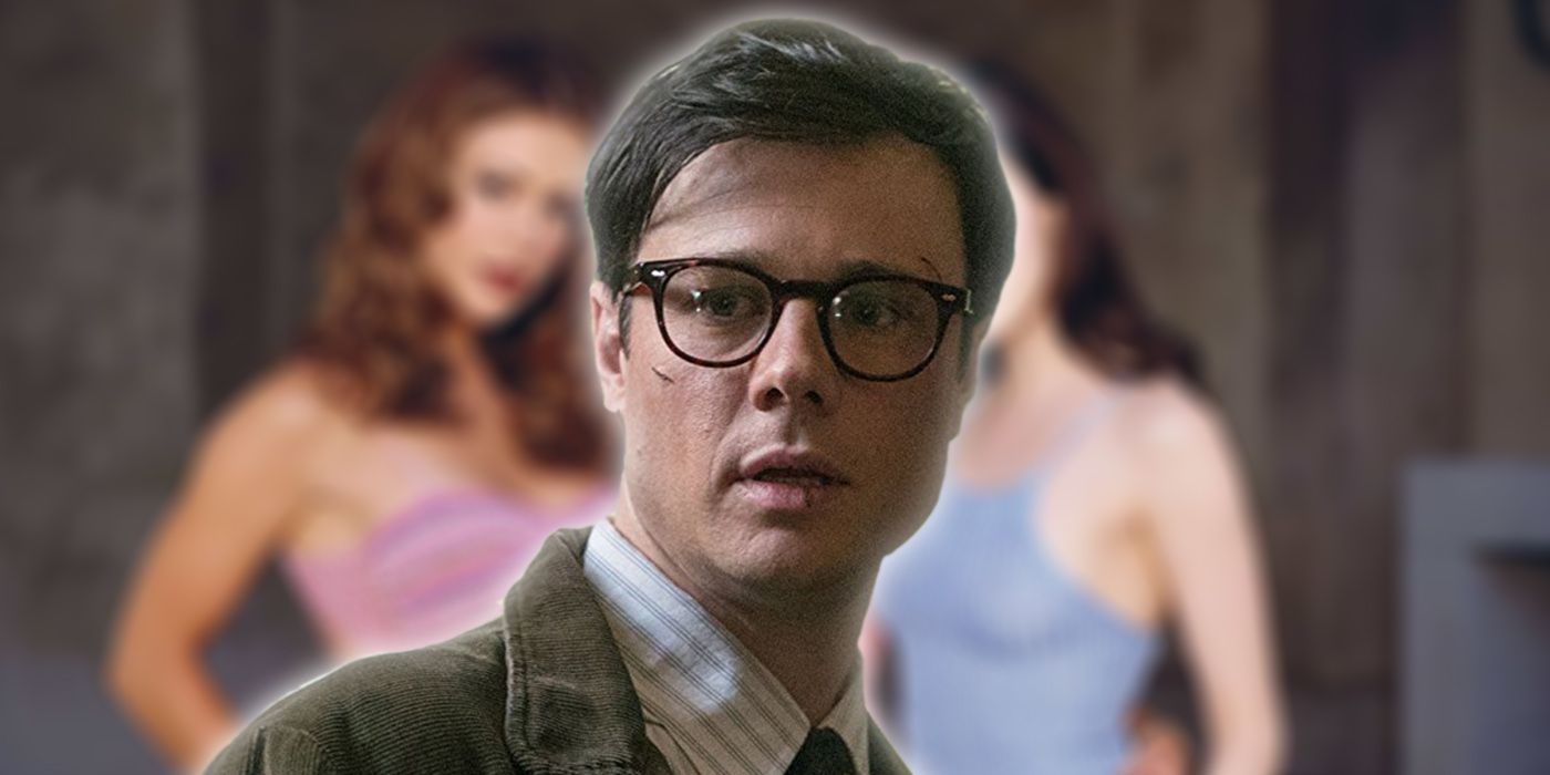 Charmed Casts Rupert Evans As Its New Whitelighter | ScreenRant
