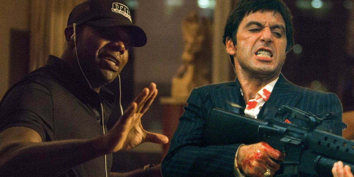 scarface remake gets new writer antoine fuqua set to direct