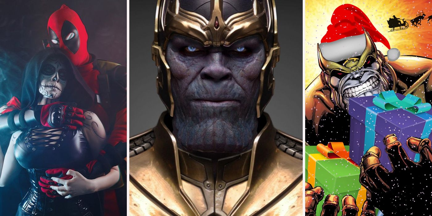 things about thanos that even die hard fans don t know