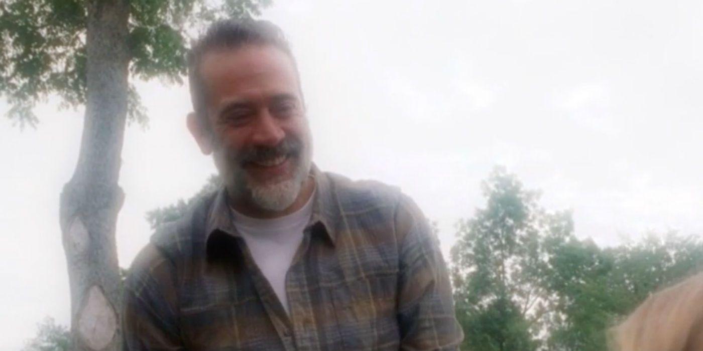 Walking Dead: Negan Can Still Become A Hero | ScreenRant