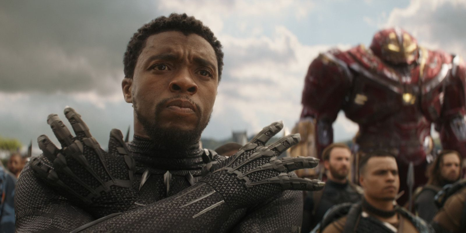 Marvel Black Panther Black Panther Avengers Infinity: Infinity War's Second Weekend Box Office May Match Black