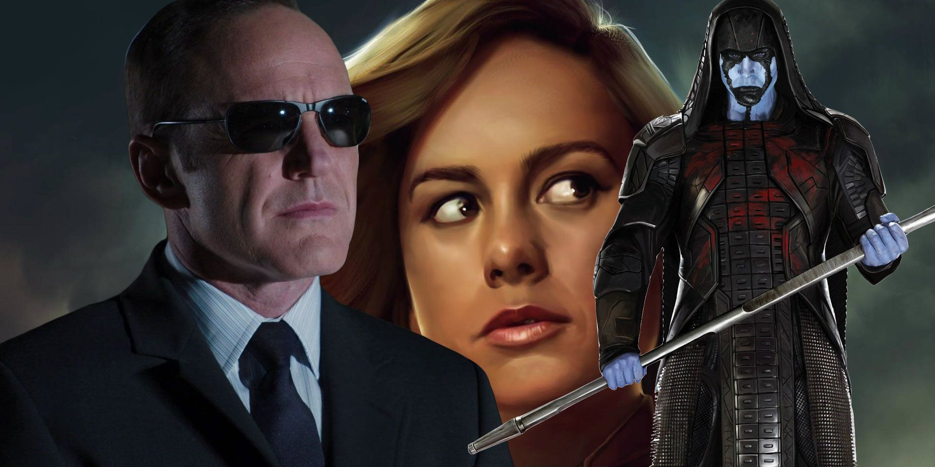 Captain Marvel Movie Cast Includes Clark Gregg Lee Pace