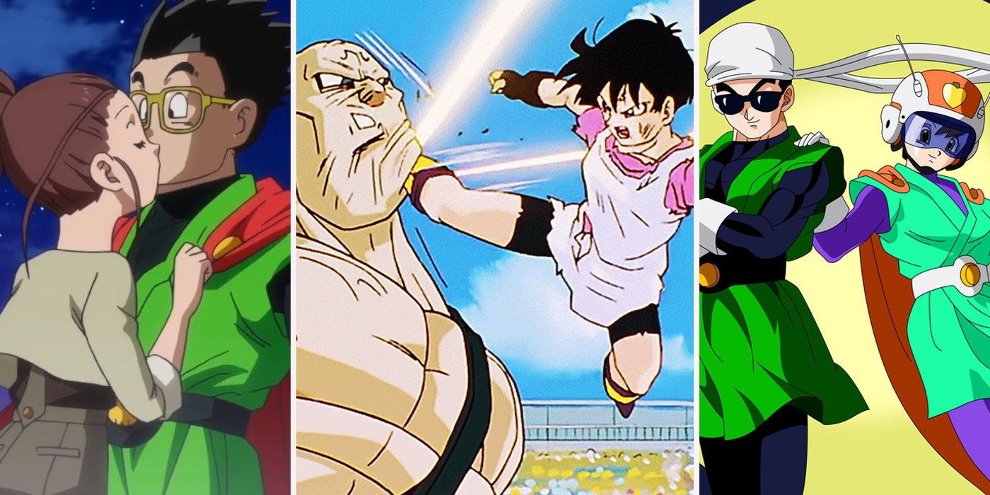 Dragon Ball 15 Things You Didnt Know About Gohan Videls