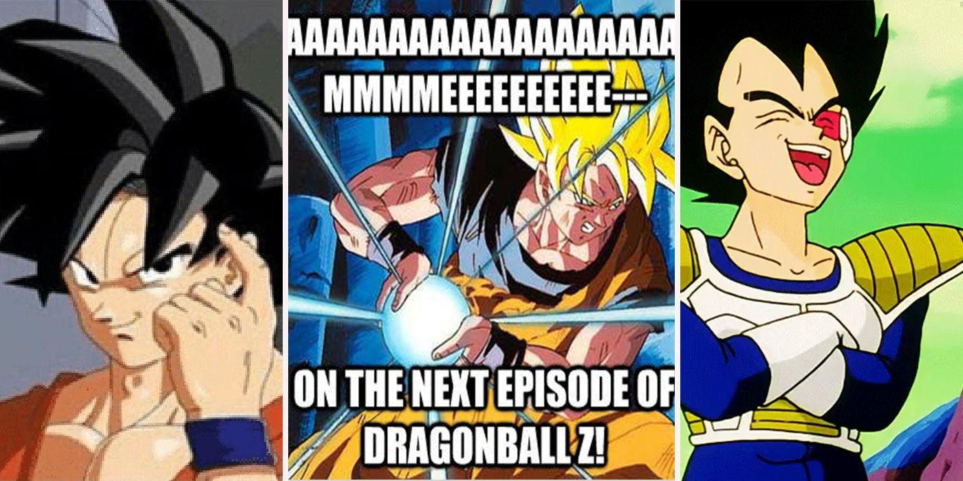 Dragon Ball 15 Memes That Prove The Show Makes No Sense