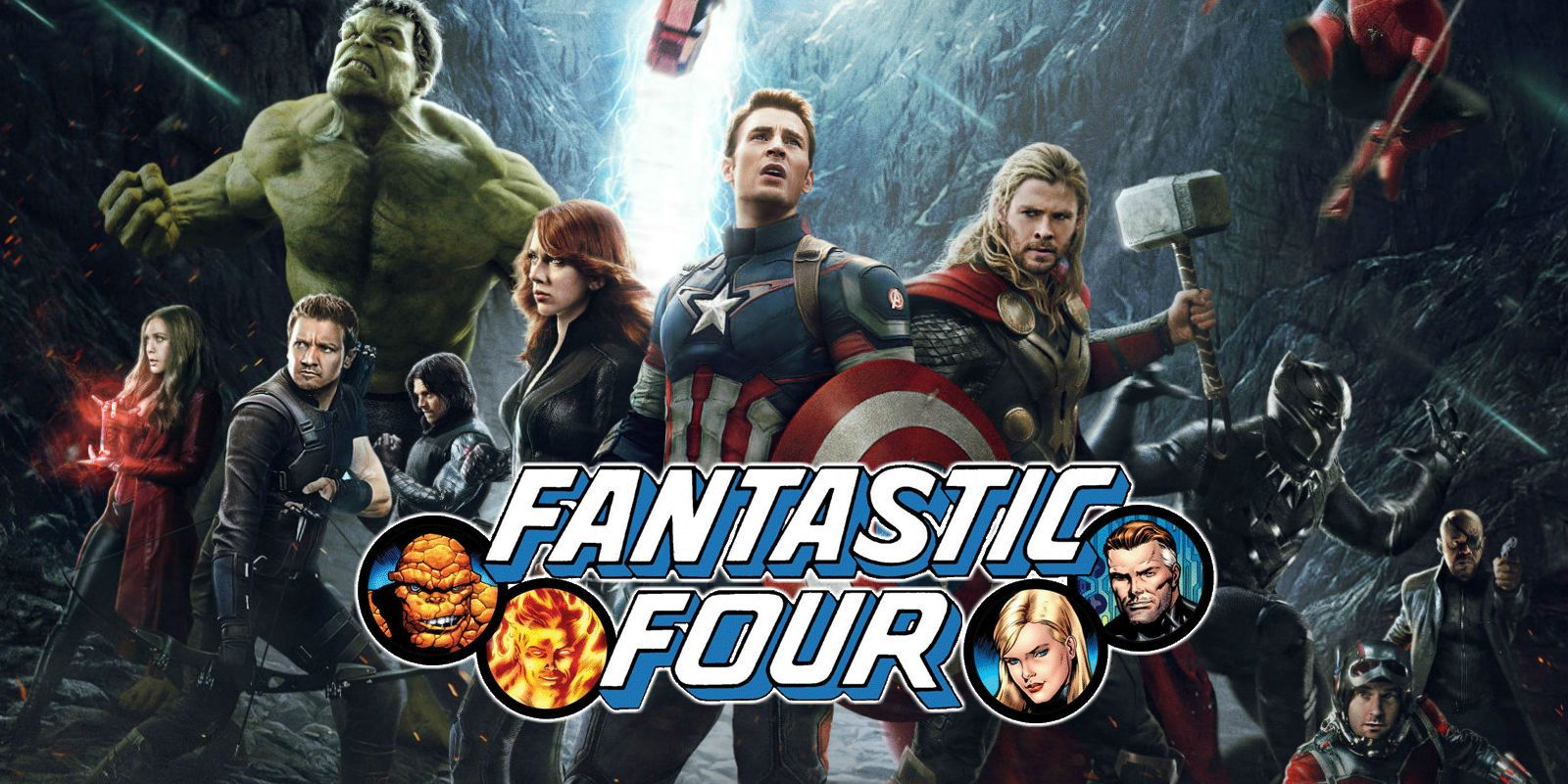fantastic four are more important for marvel than x men. Black Bedroom Furniture Sets. Home Design Ideas