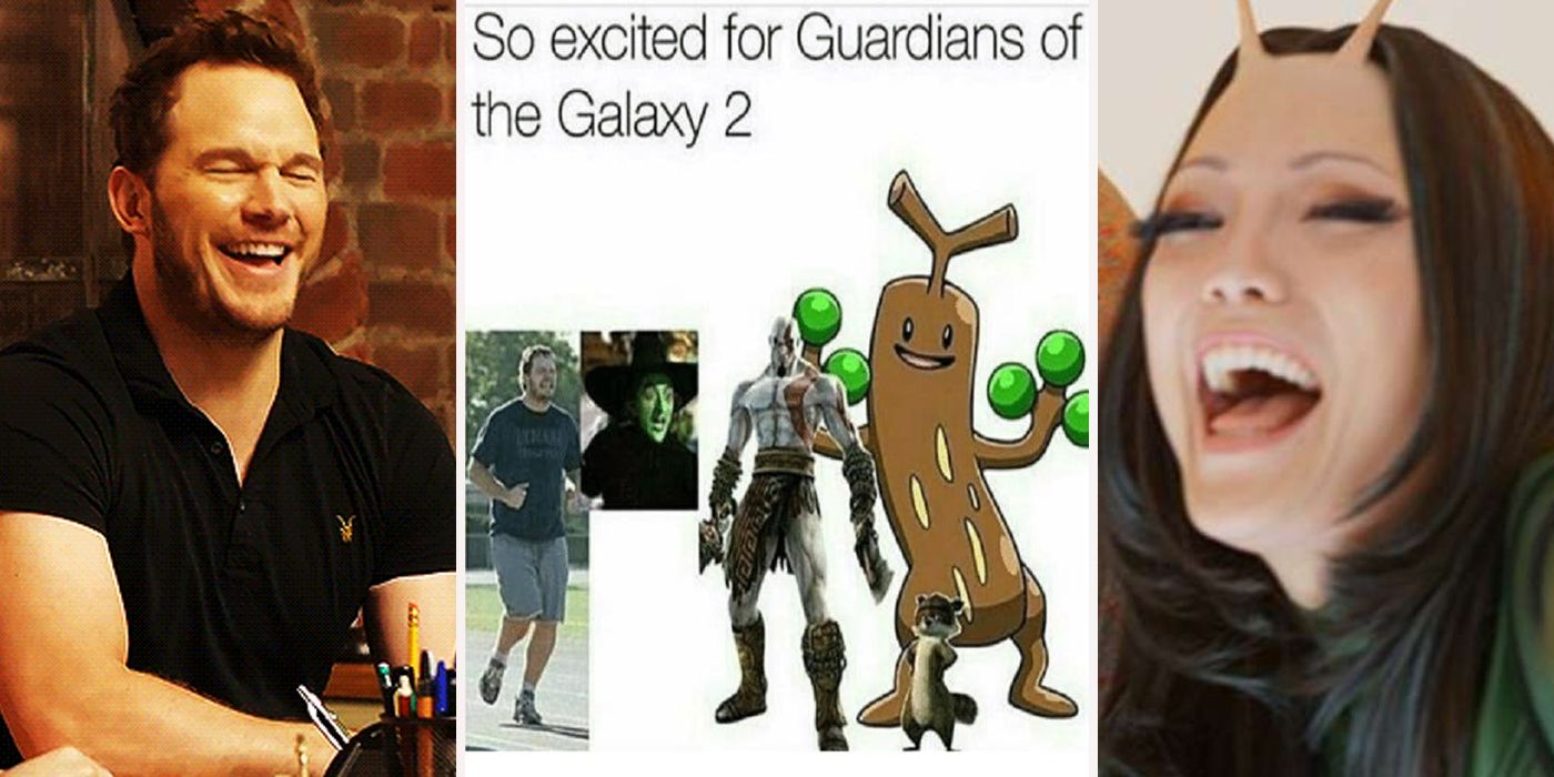 15 Hilarious Guardians Of The Galaxy Memes That'll Split Your Sides