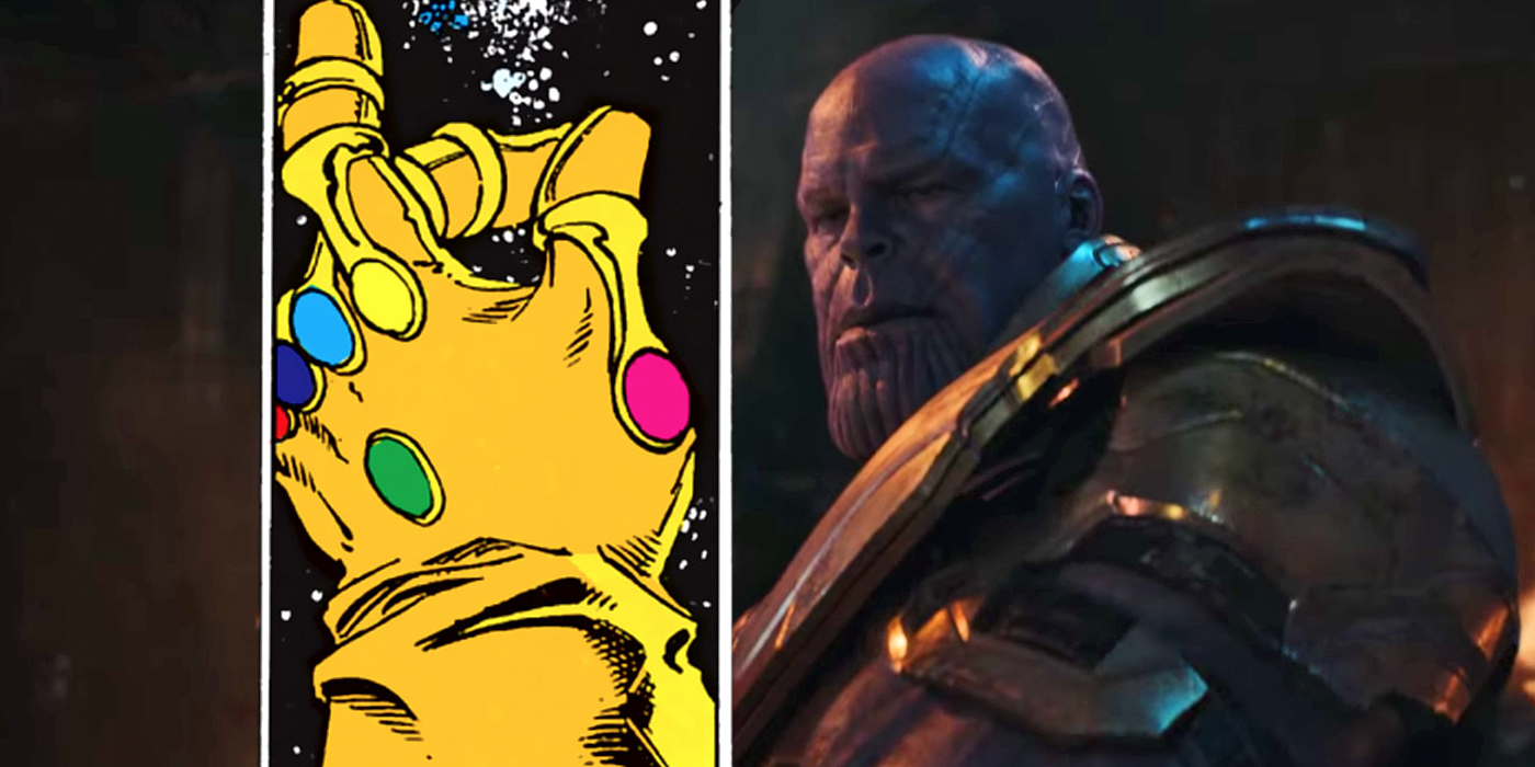 infinity war trailer promises thanos most iconic moment