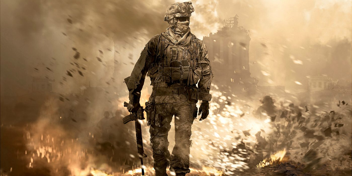 Call of Duty 4 Modern Warfare Remastered - Game Movie ...