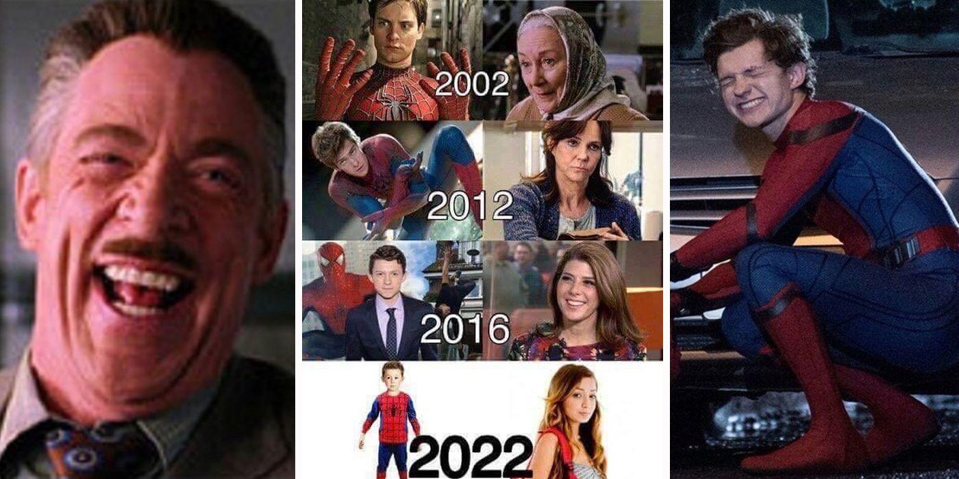 Funny Spider Man Memes Screenrant