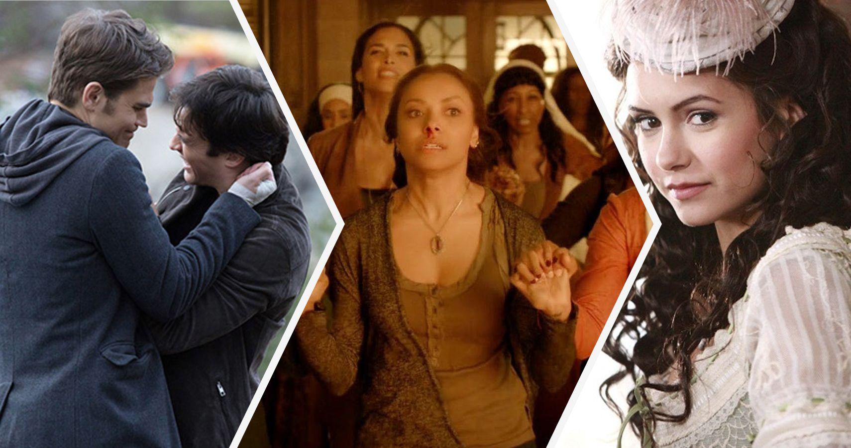 Things That Make No Sense About The Vampire Diaries | ScreenRant