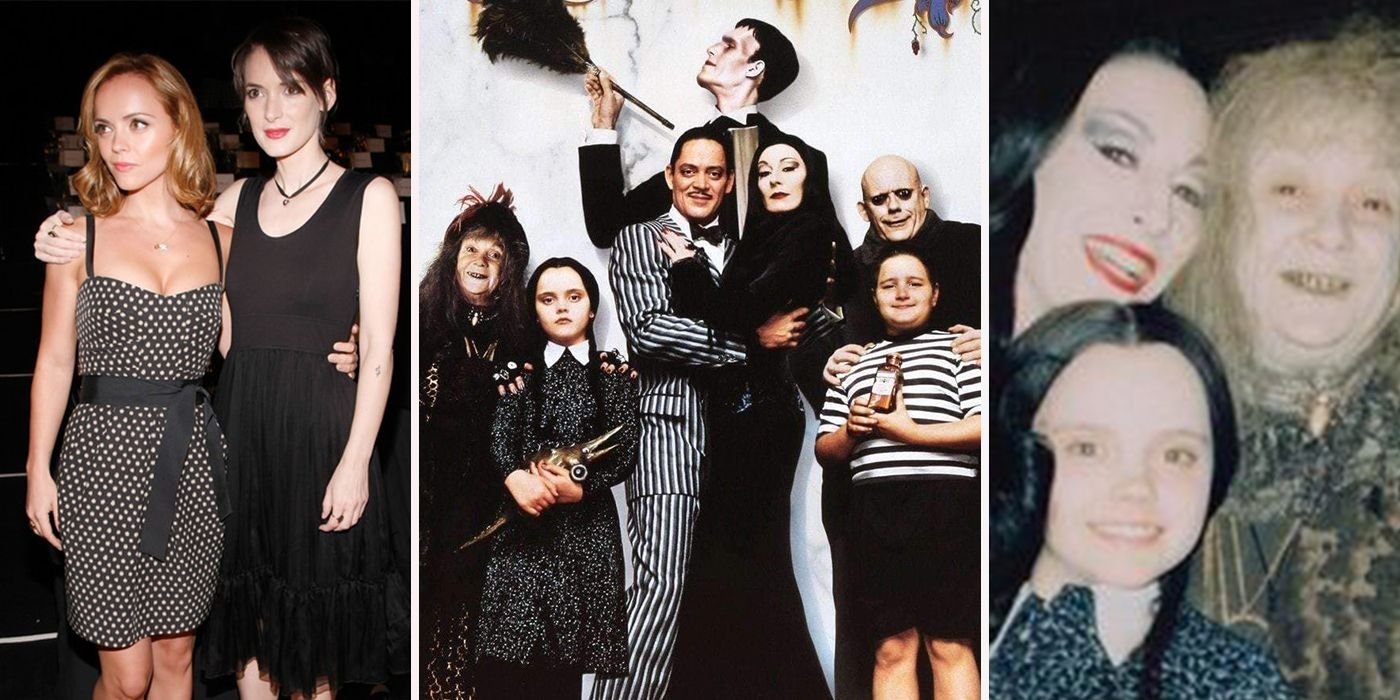 20 Crazy Secrets Behind The Addams Family Movies Screenrant