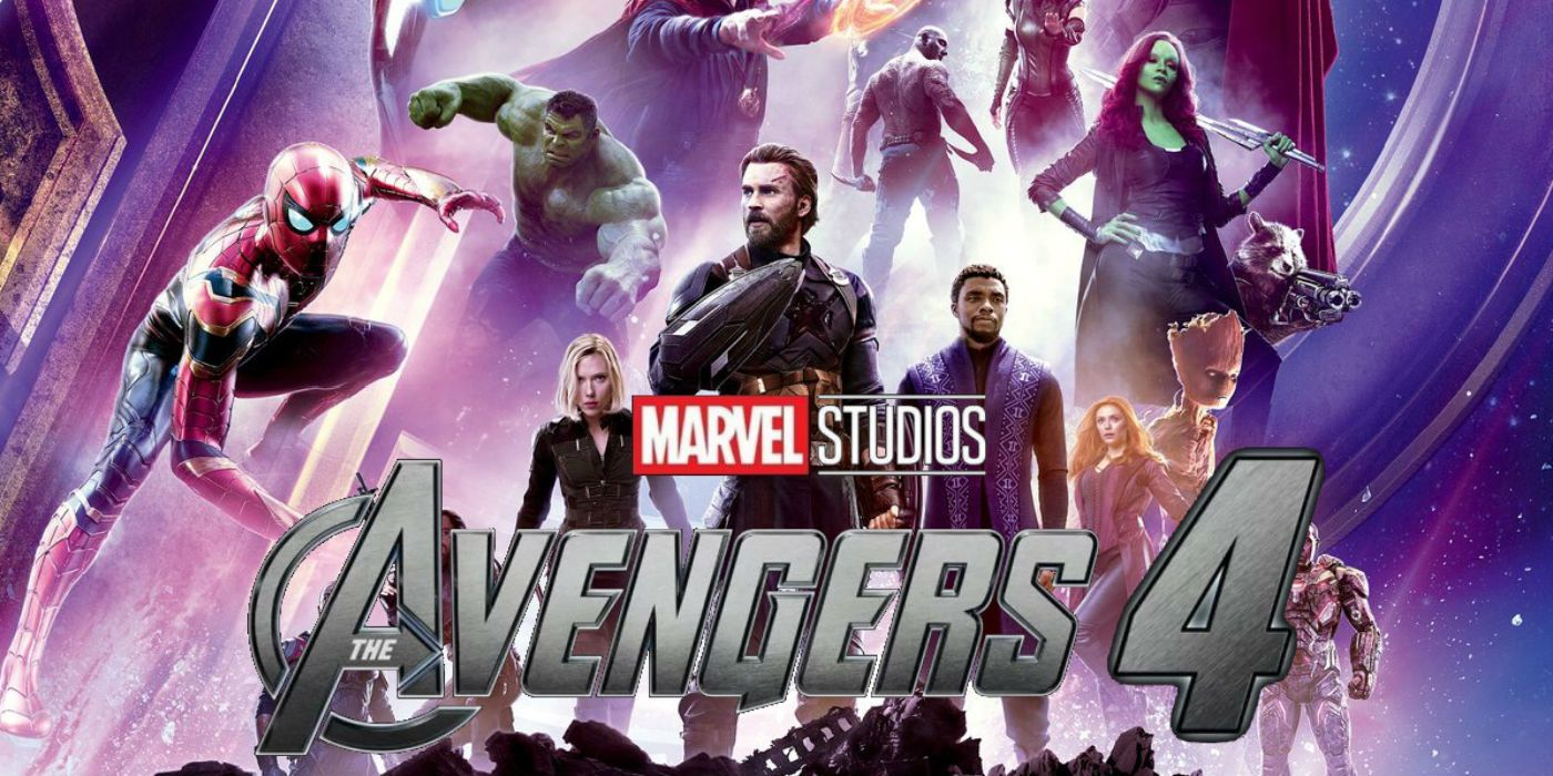 What Is Avengers 4\u002639;s Title? We Have A Cool Theory  ScreenRant