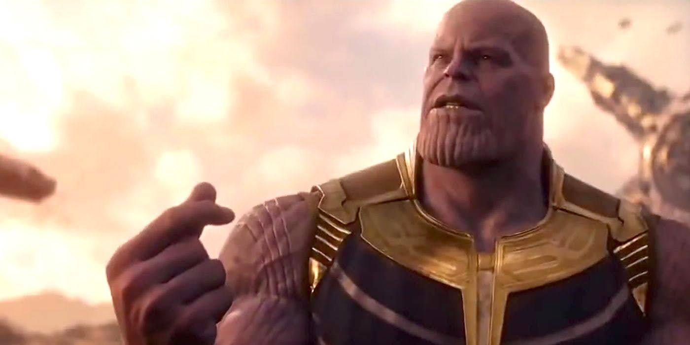 Who S Alive At The End Of Avengers Infinity War Screenrant