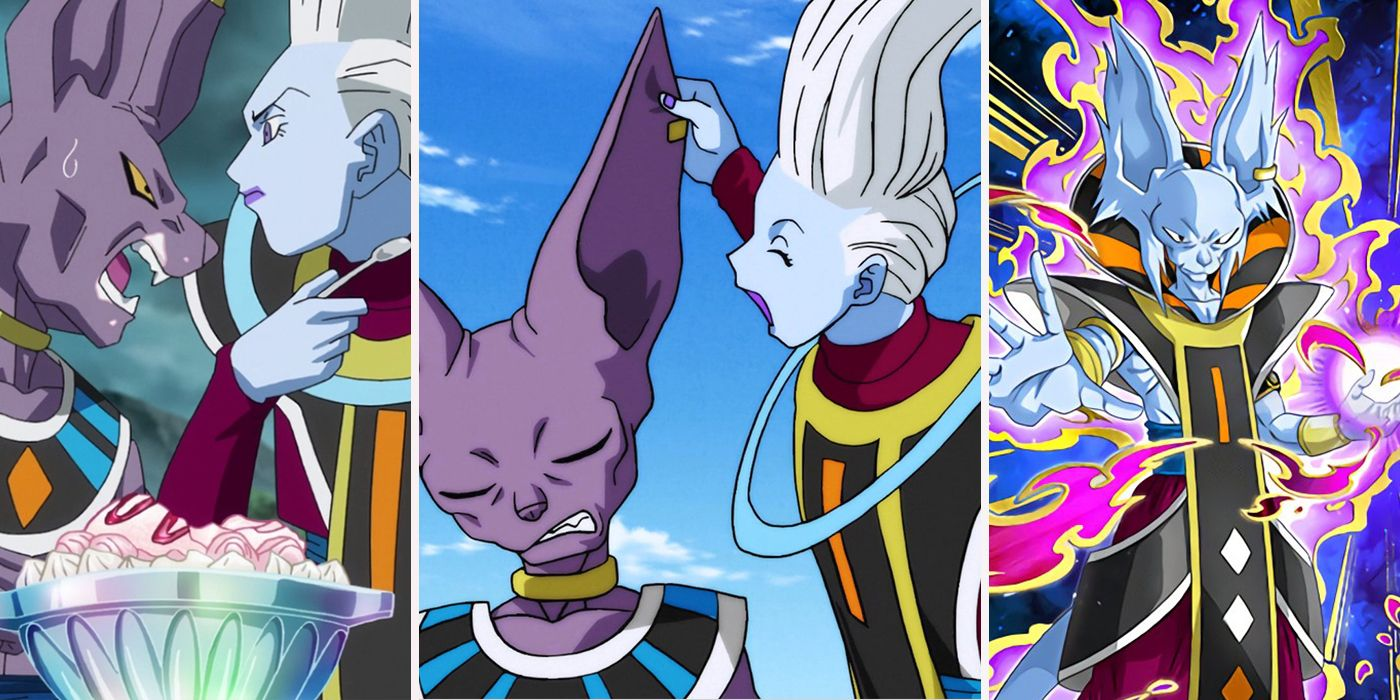beerus and whis relationship problems