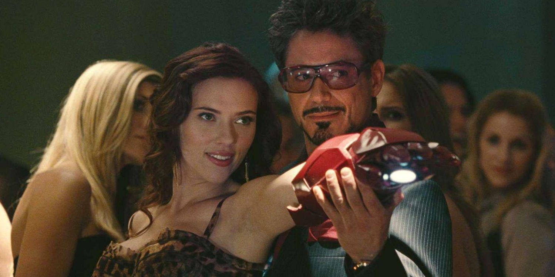Black Widow: Robert Downey Jr. Really Won't Say If Iron Man Cameos